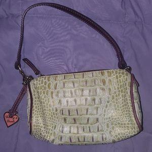 Crocodile Dooney & Bourke handbag